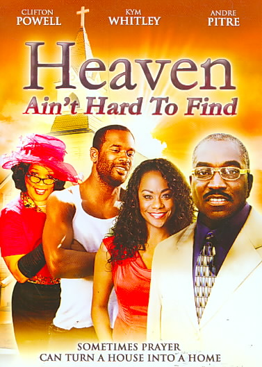HEAVEN AIN'T HARD TO FIND BY POWELL,CLIFTON (DVD)