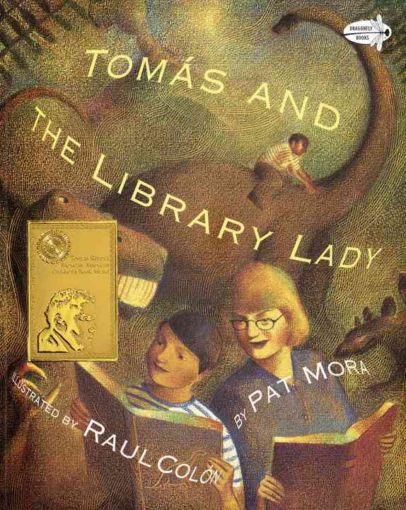 Tomas and the Library Lady By Mora, Pat/ Colon, Raul (ILT)